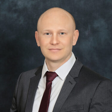 Andrei Alexeev Headshot