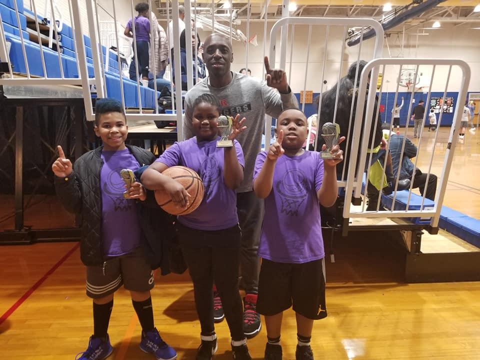 DPRCS Youth Basketball