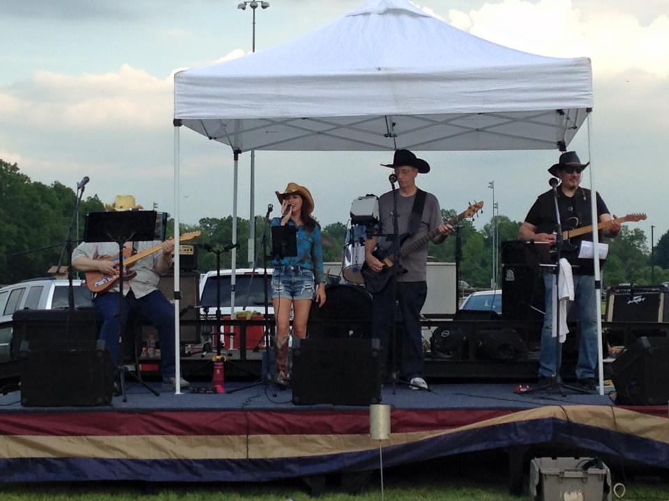 July 2021 Concerts in the Park - Jake's Rockin' Country Band